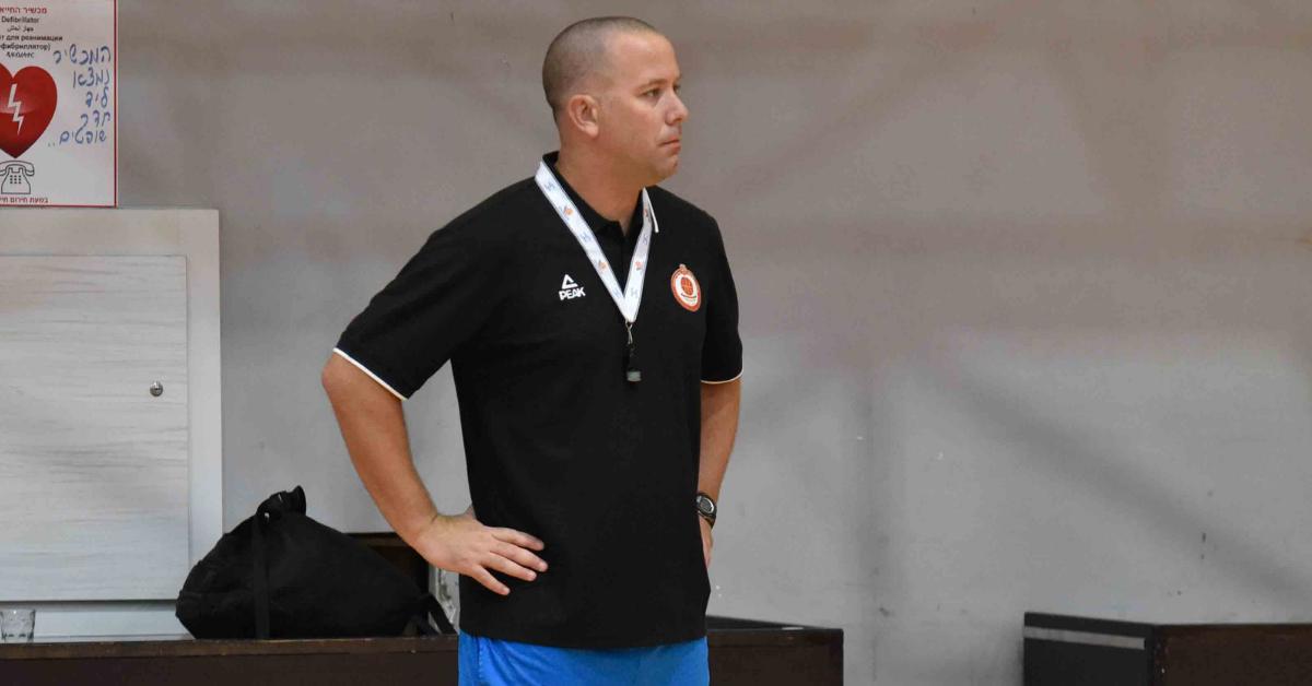 מאמן עפולה ניר קפלן