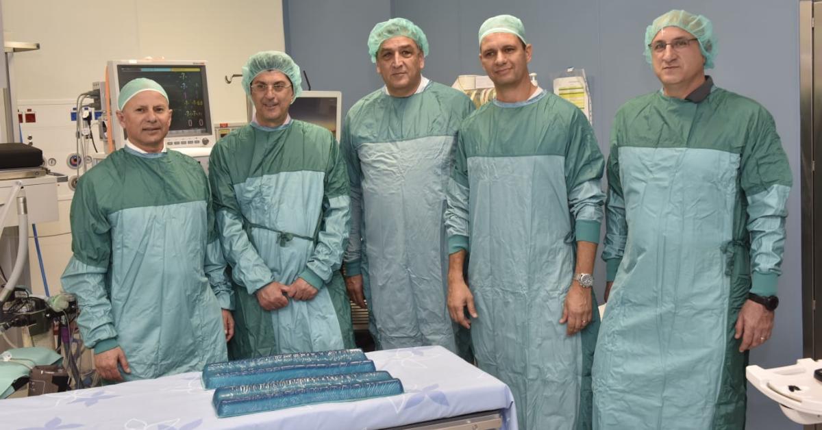 בחדר ניתוח