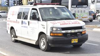 הפצועים פונו לבית חולים