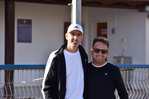 עם רועי כהן, המנהל המקצועי של הפועל נוף הגליל