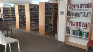 לא ראוי? ספרייה עירונית