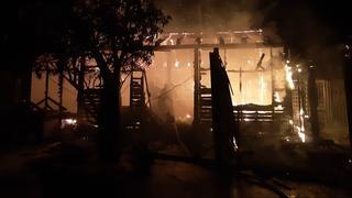 השריפה בגן גורו