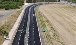 הכביש החדש המחבר בין העיר לכביש 73