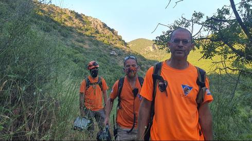 מתנדבי יחדית החילוץ