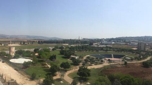 הפארק העירוני בעפולה