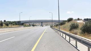הגשר החקלאי מעל כביש 75