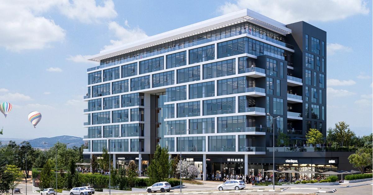 בניין משרדים 'View'