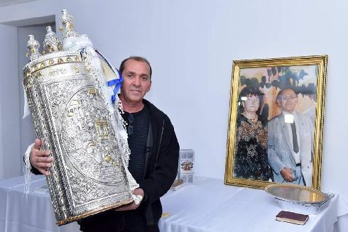"""דוד אזולאי ז""""ל"""