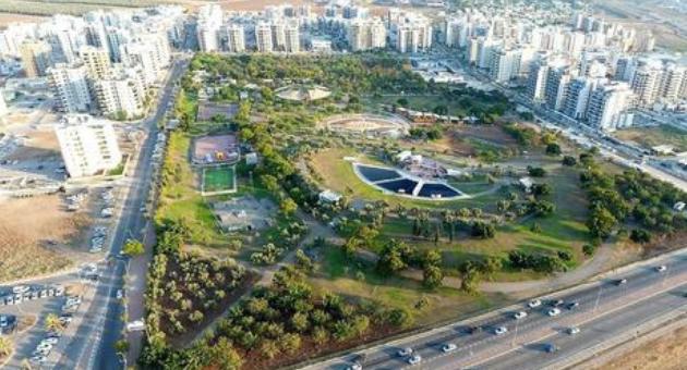 הפארק העירוני