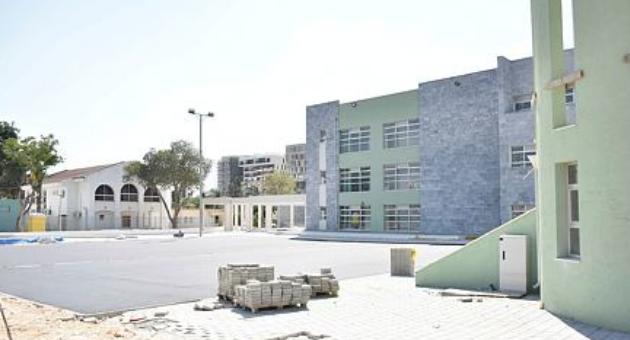בית הספר אלון יזרעאל החדש