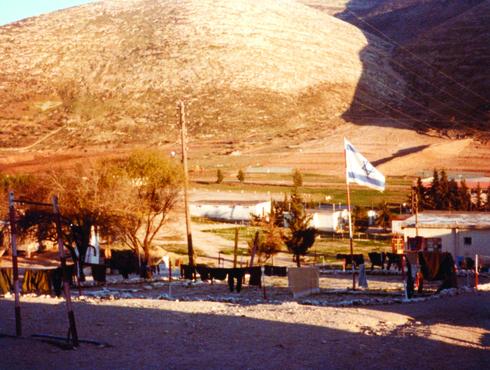מתחם היחידות החטיבתיות בסנור, 1981