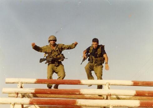 מסלול המכשולים של סנור, מחזור אוגוסט 1992, גדוד 202