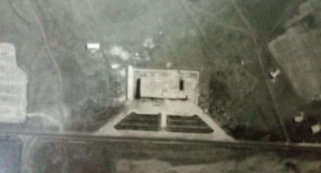 תצלום אוויר של המפקדה, יולי 1969