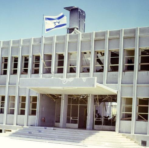 המפקדה הסורית 1967