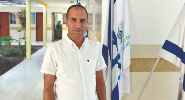 מנהל אורט יהודה בעפולה יהונתן חזי