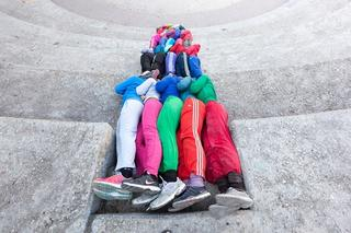 וילי דורנר, גופים במרחבים אורבניים. צילום:  Lisa Rastl