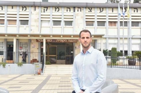 עודד הלפרין  (צילום: שרון צור)