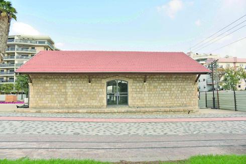 מתחם הרכבת. מקום אטרקטיבי להקמת מוזיאון | צילום: שרון צור