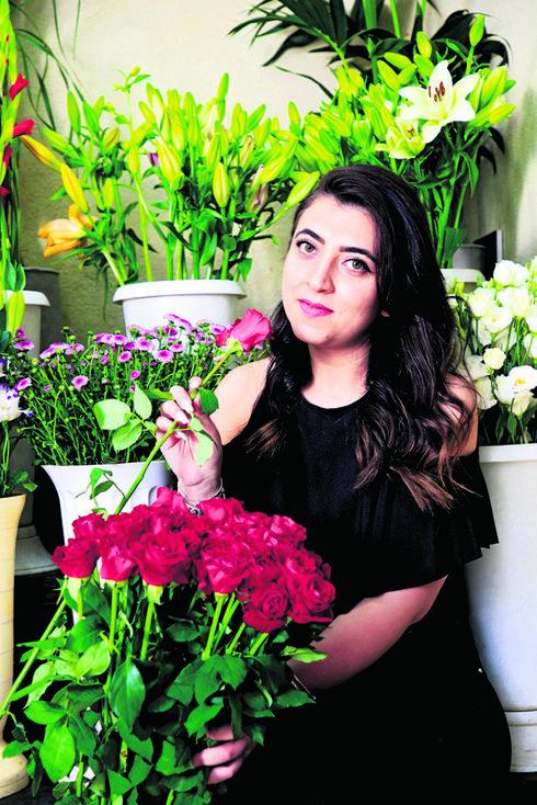 """""""אומרים לי, 'את פרח שעובדת בחנות פרחים'"""". שושנה מוסייב   צילום: ריאן"""