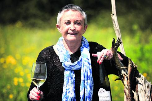 """""""כרמים, אזורי גידול וסוגי יין זה אני. כרמי לבנשטיין   צילום: קובי קואנקס"""