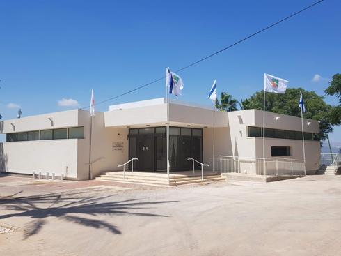 מרכז המצוינות (צילום: דוברות עיריית עפולה)