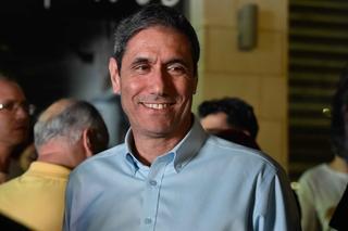 יצחק מירון (צילום: שרון צור)