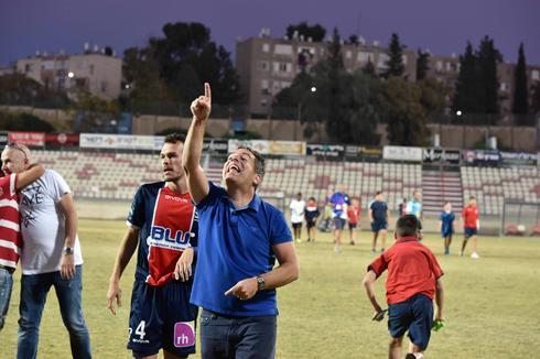 ירון הוכנבוים (צילום: שרון צור)