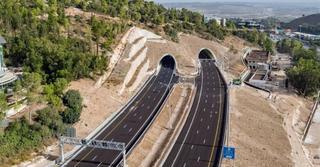 מנהרות יקנעם. צילום: o-flay עבור כביש חוצה ישראל