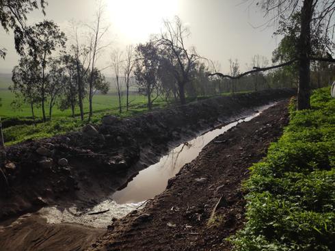 צילום: רשות ניקוז ונחלים ירדן דרומי