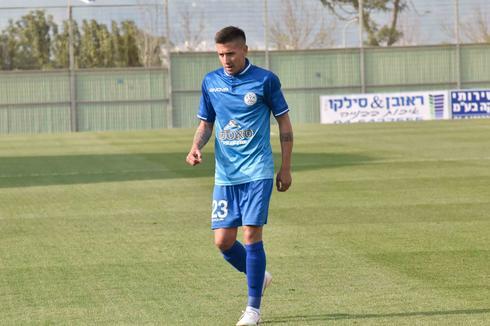 אדריאן רוצ'ט (צילום: שרון צור)