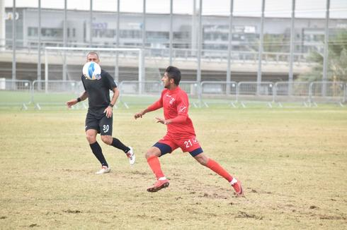 אחמד קסום (צילום: שרון צור)