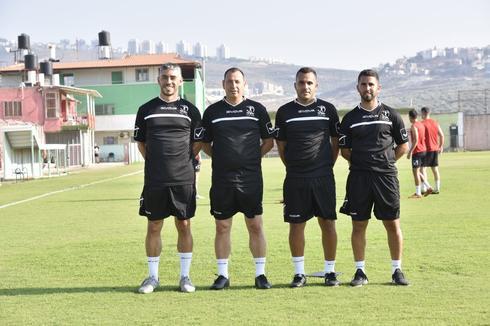 הצוות המקצועי החדש