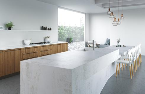 Dekton Nilium kitchen - קוסנטינו
