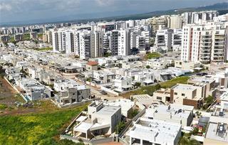 שכונת רובע יזרעאל (צילום: עיריית עפולה)