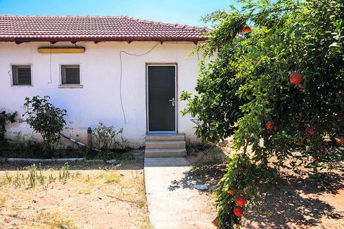הבית שבו נמצאו אוליאל ואלקריף | צילום: אלי דסה
