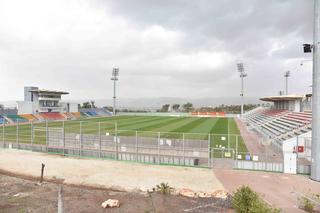 האצטדיון בעפולה. צפוי להיות מלא (צילום: שרון צור)
