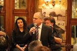 שגריר ישראל ביוון, יוסי עמרני. צילום: רועי אלמן