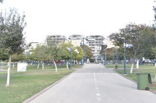 הפארק העירוני בעפולה (צילום: שרון צור)