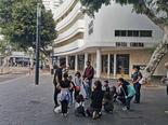 באוהאוס - סיור משפחות. צילום: ענת מרומי