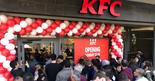 הפתיחה של רשת KFC (צילום ערן קליגר)