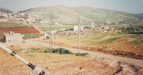 צומת פרסק־טייבה | צילום: שי שמש