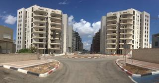 """פרויקט 'בראשית' בעפולה (צילום: יח""""צ)"""