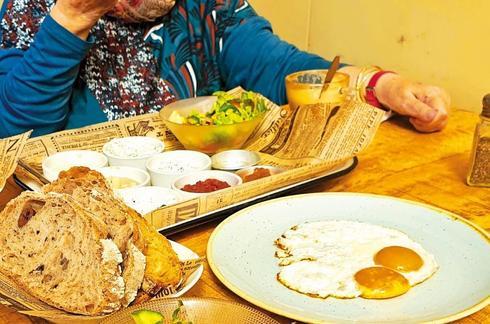 ארוחת הבוקר ששימחה את אמא | צילום: אשר קשר