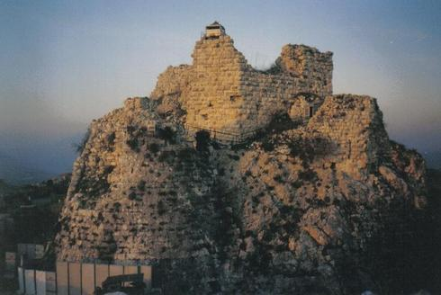 המבצר והמוצב   צילום: אורן רוזנפלד