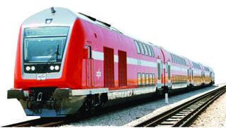 """רכבת ישראל. יח""""צ"""